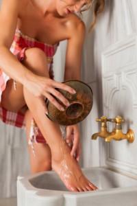 Kneipp-Anwendungen helfen gut bei Erkältungen