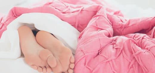Schlaf regeneriert den Körper