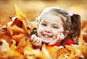 Freude entsteht automatisch, wenn wir wie Kinder handeln