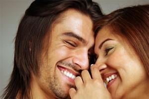 Lachen schenkt Anderen und sich selbst ein gutes Gefühl