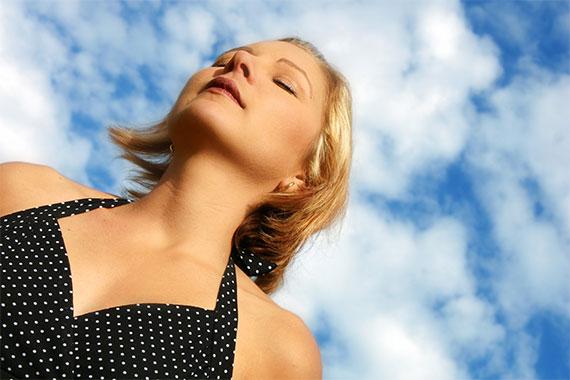 Glück entsteht durch viele kleine und regelmäßige Freuden