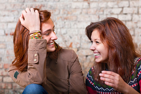 Freundschaften tun gut und hält gesund