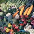 Gemüse essen ist so gesund
