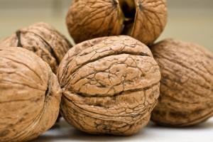 Nüsse liefern Mineralien und Vitamine