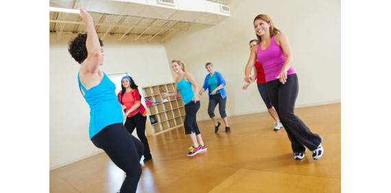 Tanzen ist gut für Körper und Geist