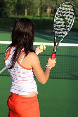 Mit Funktionskleidung hat man beim Sport den Schweiß im Griff