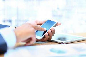 Über eine App können Sie Ihr Haushaltsbuch kostenlos führen