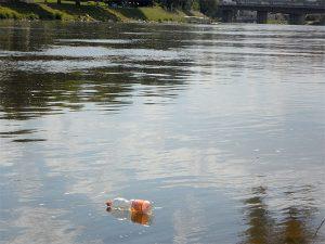 Müll vermeiden gelingt auch durch den Kauf von Pfandflaschen