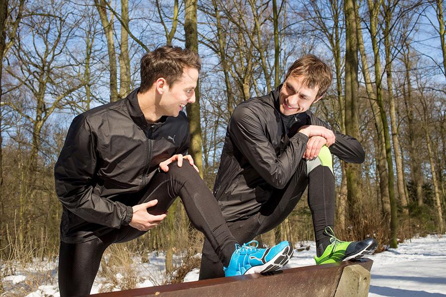 Dehnübungen vor und nach dem Sport wichtig