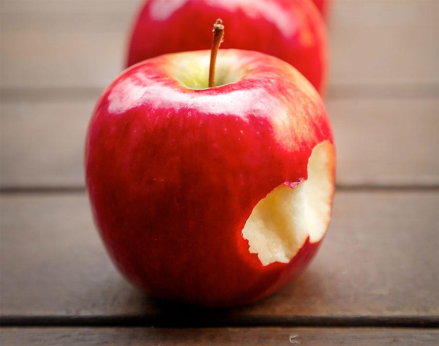 Warum der tägliche Apfel gesund und schlank hält