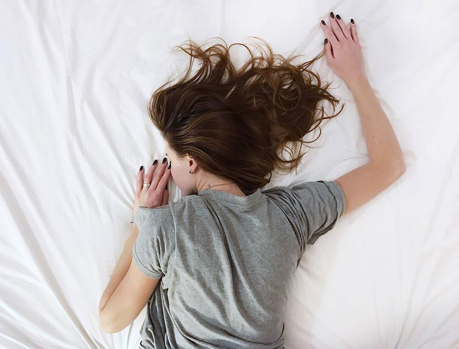 Unser Schönheitsschlaf ist wichtig für die Haut