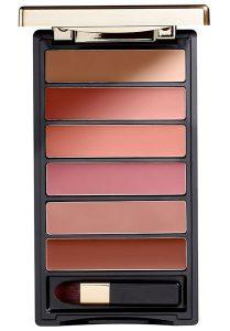 Lippenfarben-Palette