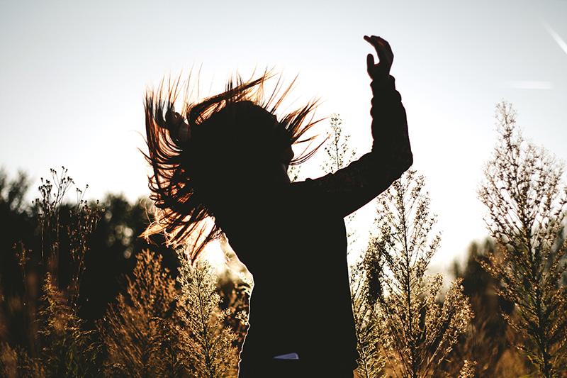 Allein tanzen als Weg der Meditation