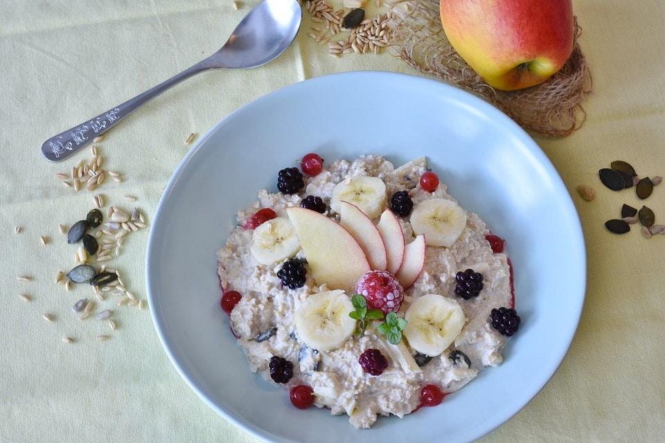 Das Frühstück ist die wichtigste Mahlzeit am Tag