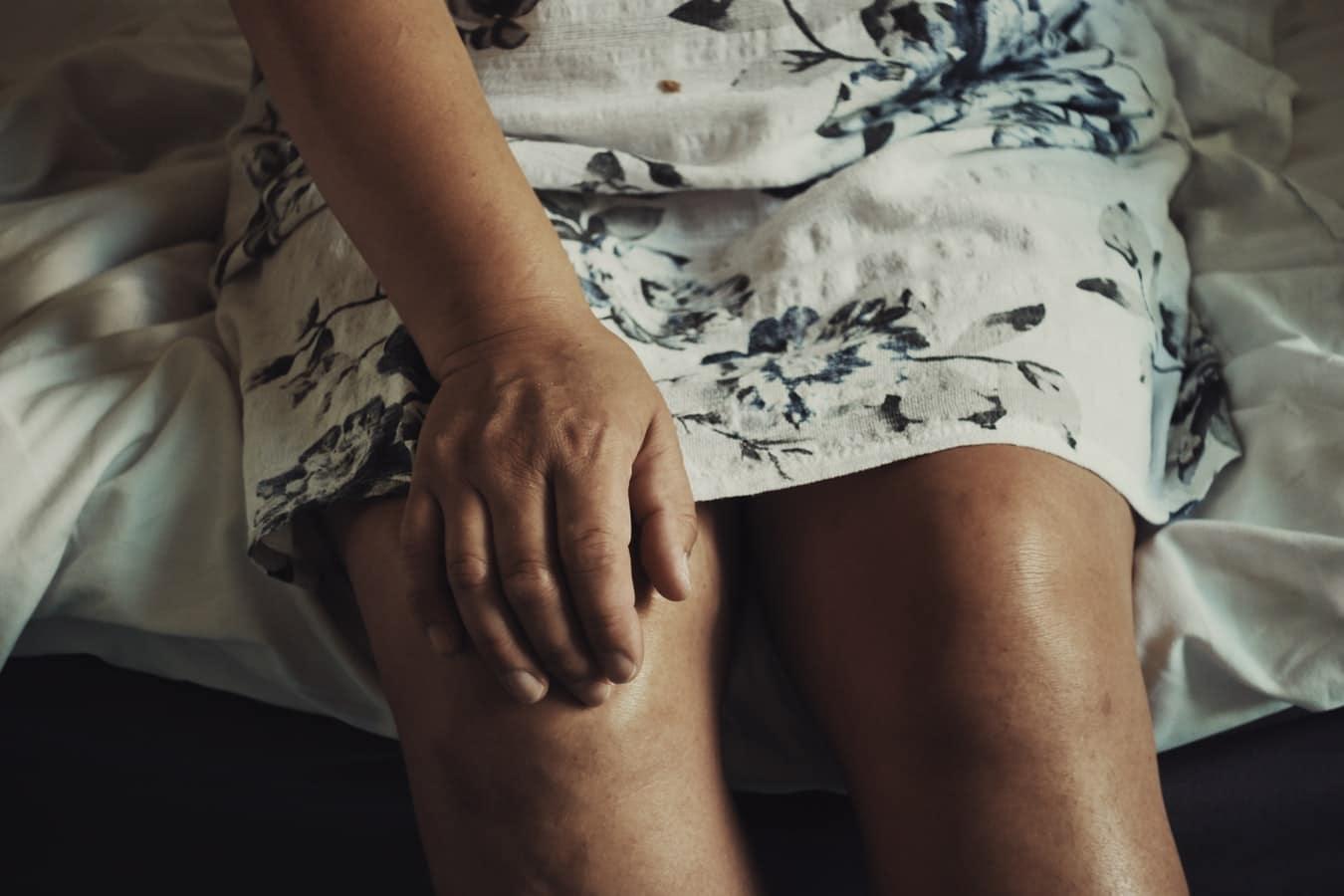 Gelenkknorpel-Verschleiß wird durch wenig Bewegung gefördert